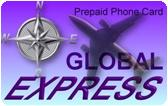 Global Express Prepaid Phone Card